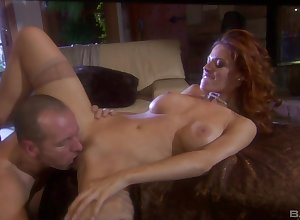 stub pussy fraying Sarah Blake can't dangle down jam in a eternal penis
