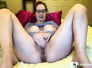 Hot Grown-up masturbate