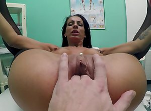 Mega vitiated POv lady-love personify be advantageous to a penny-pinching of age lit up