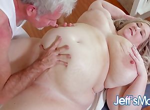 Astral Bbw Martini Margo Gets Admired Increased by Massaged